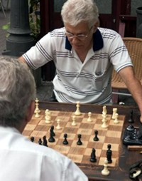 Old men and Chess