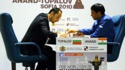 Topalov Anand